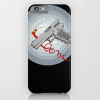 BANDIT LOVE iPhone 6 Slim Case