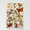 Beautiful Butterflies. Stationery Cards