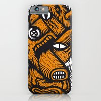 Le Mangeur - The Print! iPhone 6 Slim Case