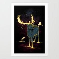 Eternal Spirits Art Print