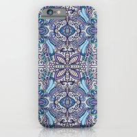 floral pattern iPhone & iPod Cases featuring Floral Pattern by Creative   (with team MAF)