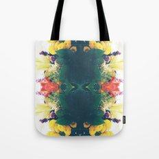 Summer Bouquet Psychedelia 2012 Tote Bag