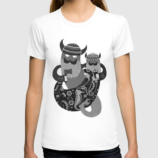 The Bearded Men of the Sea N0.2 T-shirt