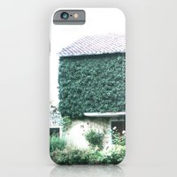 iPhone & iPod Case featuring Wine maker house by Art Pass