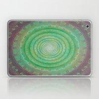 Spiral Deceit Laptop & iPad Skin