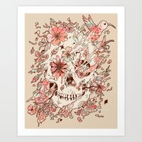 Hold On, Dear Life Art Print