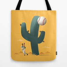 Cactus League Tote Bag