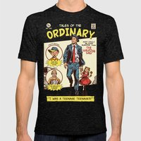 Tales Of The Ordinary Mens Fitted Tee Tri-Black SMALL