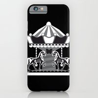 iPhone & iPod Case featuring Merry Go 'Round, Part II by Alexis Chong