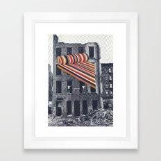 ice cream kingdoms 2.0 Framed Art Print