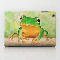 Taipei TreeFrog iPad Case
