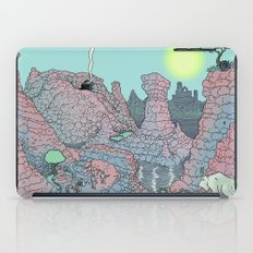 There be Dragons iPad Case