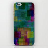 Digital#5 iPhone & iPod Skin