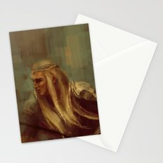 Thranduil The Faithless Woodland Sprite Stationery Cards
