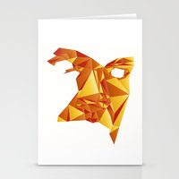 Polyface Color Stationery Cards