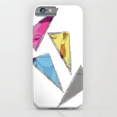 David Bowie inQuadri iPhone 6s Slim Case