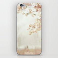 Cherry Tree Garden iPhone & iPod Skin