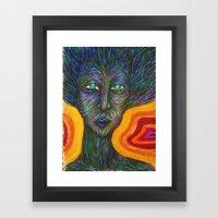 Tenebrae Framed Art Print