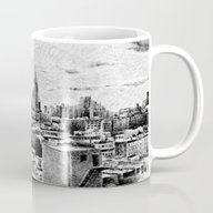 New York City - Fingerp… Mug