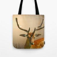 Golden Fallow Tote Bag