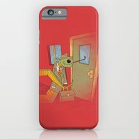 iPhone & iPod Case featuring Snake Oil Salesman by Joshua Kemble