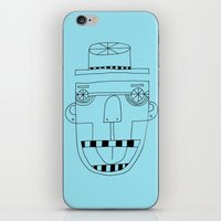 Funky Monkey iPhone & iPod Skin