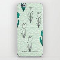 Tulips 03 iPhone & iPod Skin