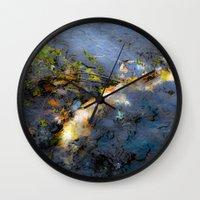 Changing Tides Wall Clock