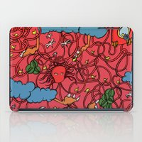 Fruits of Life iPad Case