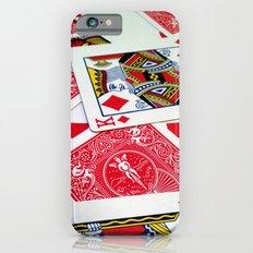 Deck of Cards iPhone 6 Slim Case