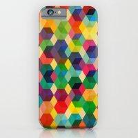 Hexagonzo iPhone 6 Slim Case