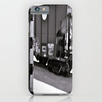 Urban train car iPhone 6 Slim Case