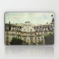 Paris Architecture Laptop & iPad Skin