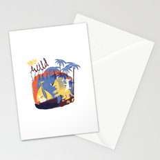 WILD RUMPUS Stationery Cards