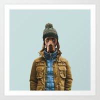 Polaroid N°22 Art Print