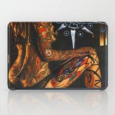Psychoactive Bear 3 iPad Case