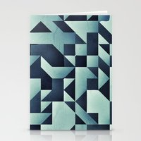 :: geometric maze V :: Stationery Cards