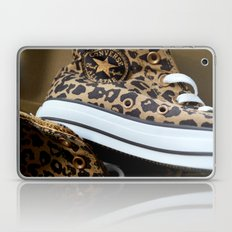 Converse leopard All Stars Laptop & iPad Skin