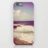 iPhone & iPod Case featuring Winter Waves by Bosco