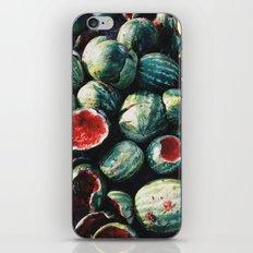 Watermelons iPhone & iPod Skin