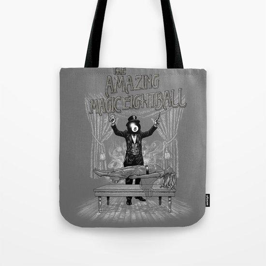 The Amazing Magic Eightball Tote Bag