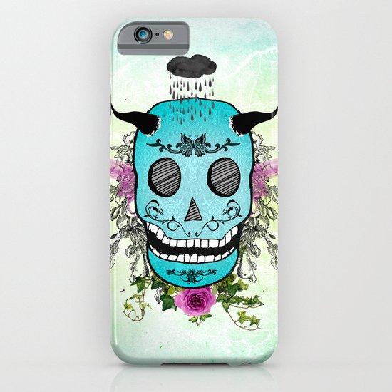 Rain Skull iPhone & iPod Case