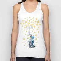DMMd :: The stars are falling Unisex Tank Top