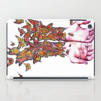 The Butterfly Project iPad Case