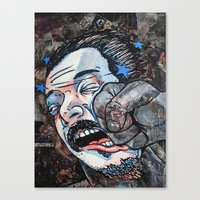 KO Part 1 Canvas Print