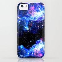 iPhone 5c Cases featuring Galaxy by Matt Borchert