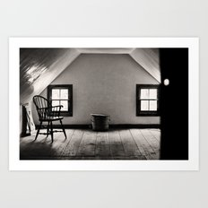 The Room Upstairs Art Print