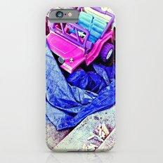 Jeep & Tarp & Chalks iPhone 6 Slim Case