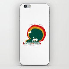 Angela Davis iPhone & iPod Skin