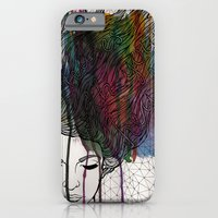 iPhone & iPod Case featuring Blood Bank by Kirstie Battson